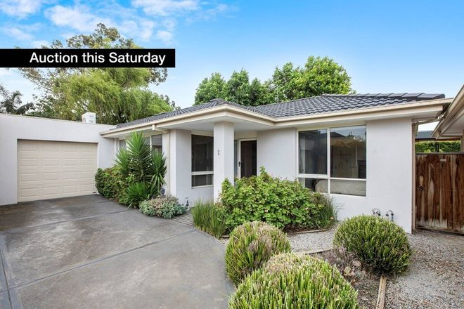 Picture of 2/7-9 Dingley Court, DINGLEY VILLAGE VIC 3172