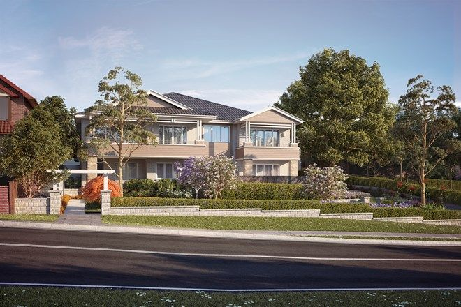 Picture of 95-97 Copeland Road, BEECROFT NSW 2119