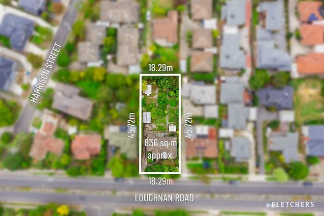 Picture of 45 Loughnan Road, RINGWOOD VIC 3134
