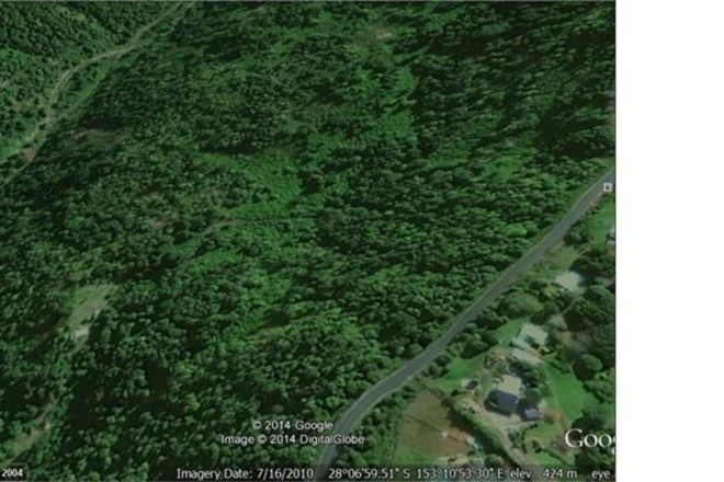 Picture of 2079 Beechmont Road, FLYING FOX QLD 4275