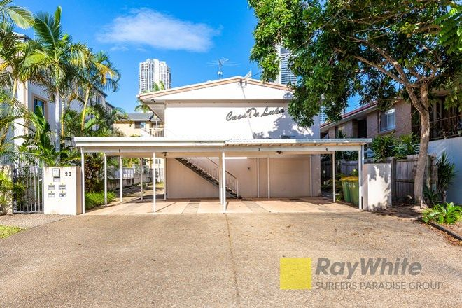 Picture of 2/23 Darrambal Street, SURFERS PARADISE QLD 4217