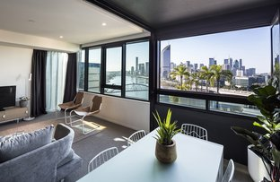 Picture of 1103/9 Christie Street, South Brisbane QLD 4101