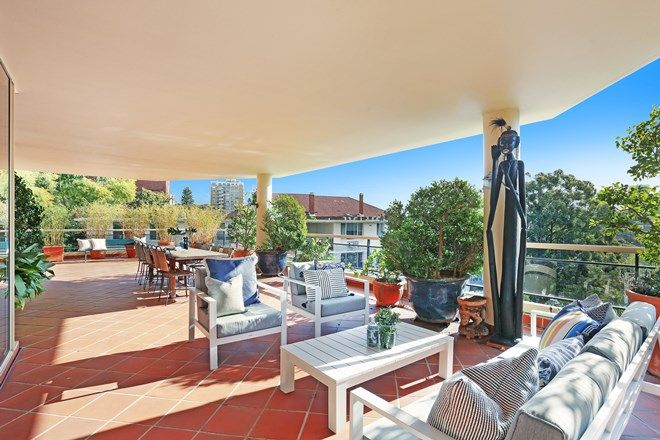 Picture of 3/523 New South Head Road, DOUBLE BAY NSW 2028