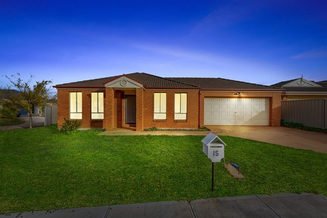 Picture of 15 Marrowie Place, TAYLORS HILL VIC 3037