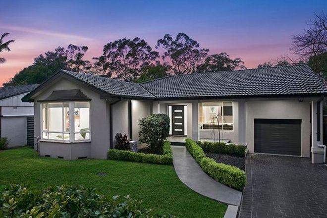 Picture of 68 Bingara Road, BEECROFT NSW 2119