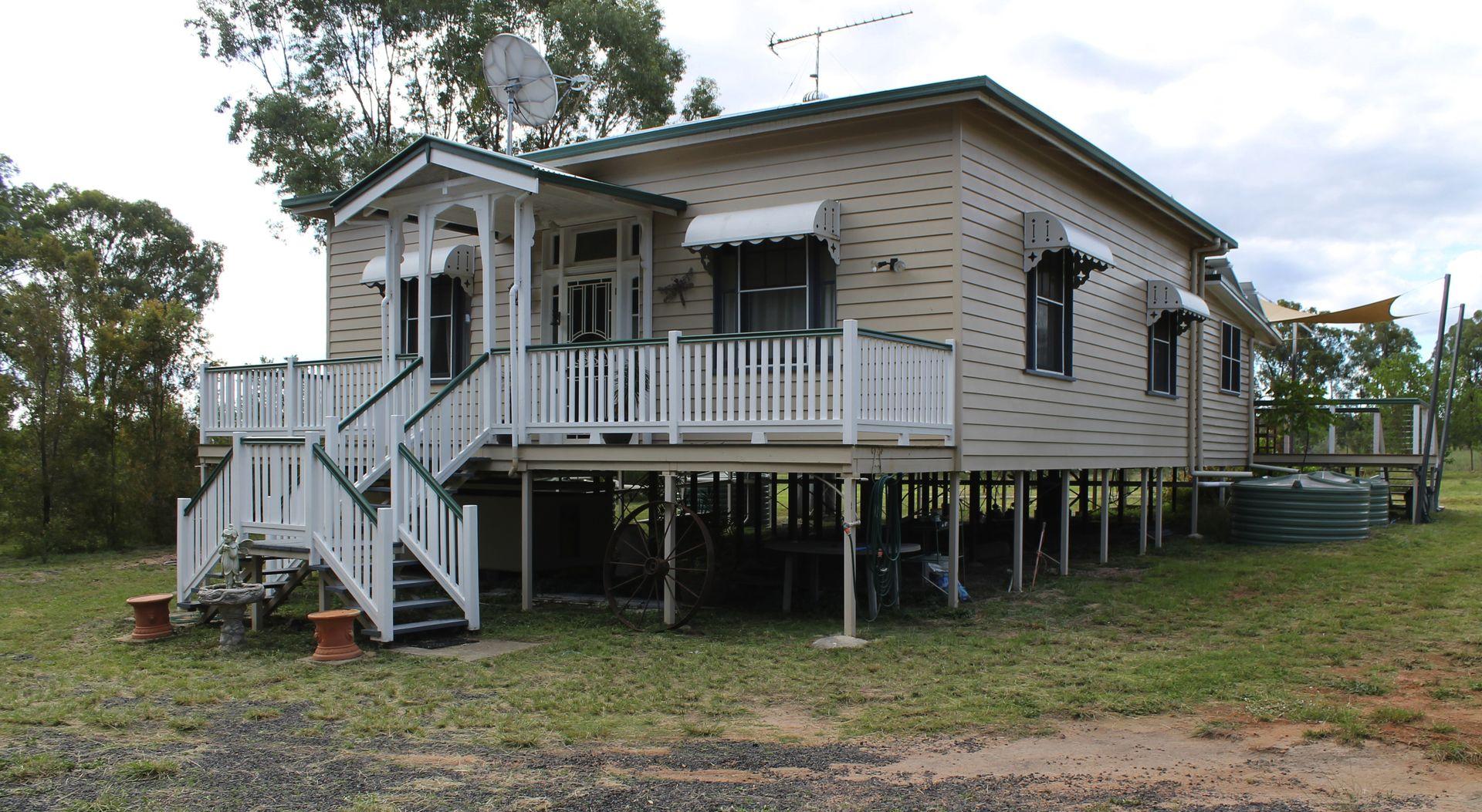 181 Greenup-Limevale Rd, Coolmunda QLD 4387, Image 0