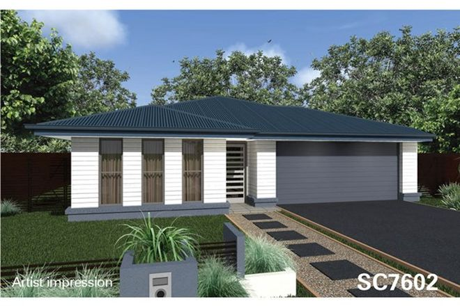 Picture of Lot 23 Sassafras Street, BRAMSTON BEACH QLD 4871