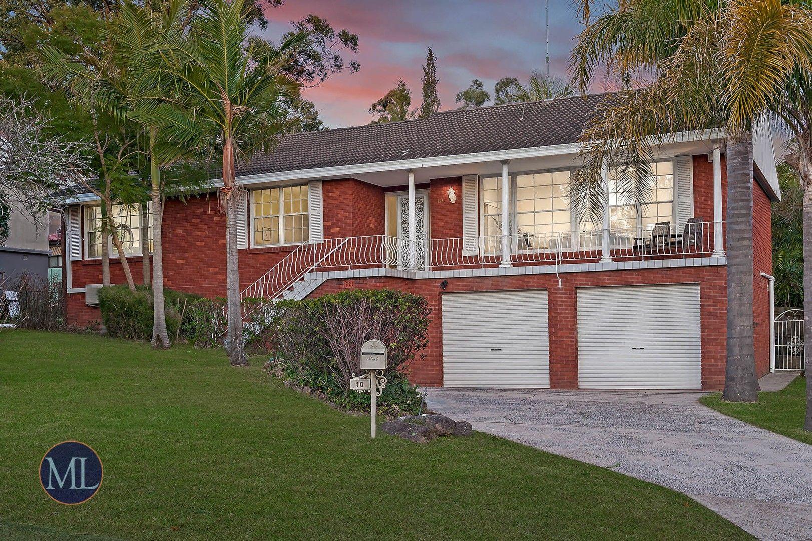 10 Carinyah Crescent, Castle Hill NSW 2154, Image 0