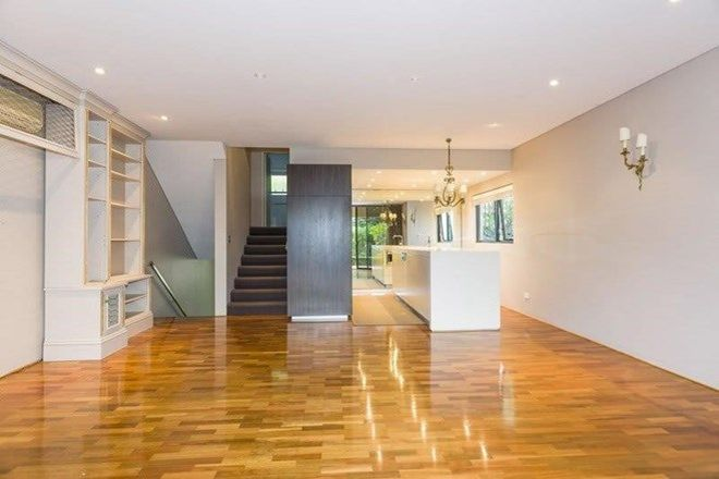 Picture of CT23/184 Forbes Street, DARLINGHURST NSW 2010