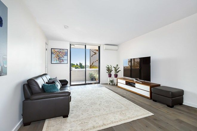 Picture of 206/370 New Canterbury Road, DULWICH HILL NSW 2203