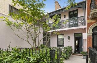 Picture of 34 Glenmore Road, Paddington NSW 2021