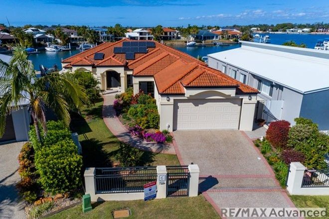 Picture of 6 Swordfish Place, BANKSIA BEACH QLD 4507