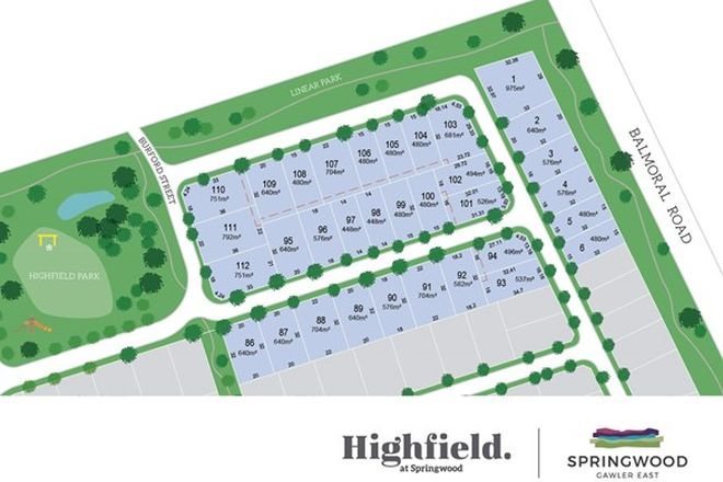 Picture of Lot 817 Ogilvy Road, GAWLER EAST SA 5118