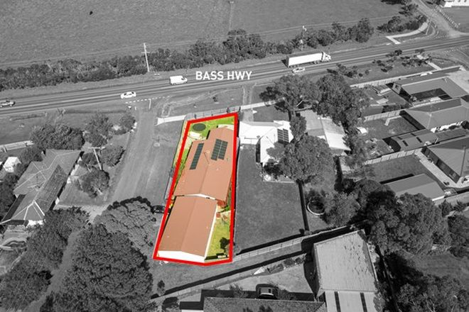 Picture of 4187 Bass Highway, DALYSTON VIC 3992