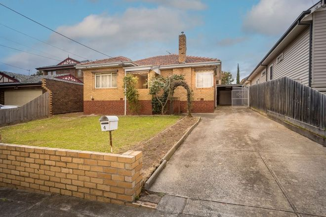 Picture of 4 Deakin Street, ESSENDON VIC 3040
