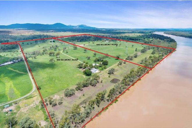 Picture of 649 & 669 Belmont Road, GLENLEE QLD 4711