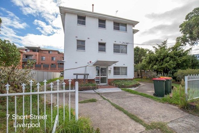 Picture of 7 Short Street, LIVERPOOL NSW 2170