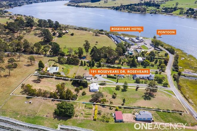 Picture of 191 Rosevears Drive, ROSEVEARS TAS 7277