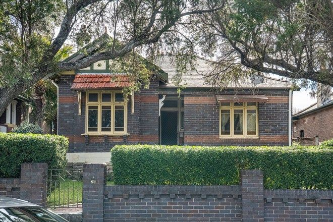 Picture of 2/20 Gould  Avenue, LEWISHAM NSW 2049