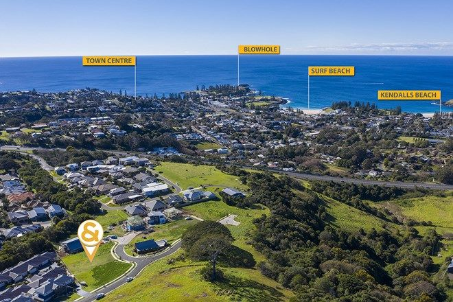 Picture of 3 Hanrahan Place, KIAMA NSW 2533