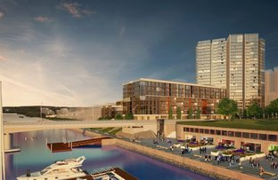 Picture of C3/510 Sirius Waterfront, Foreshore Place, Wentworth Point NSW 2127