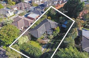 10 Deschamp Crescent, Rowville VIC 3178