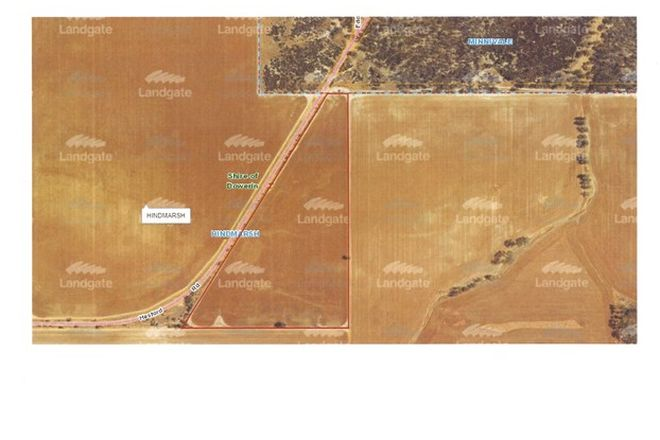 Picture of LOT 341 Hesford Rd, HINDMARSH WA 6462