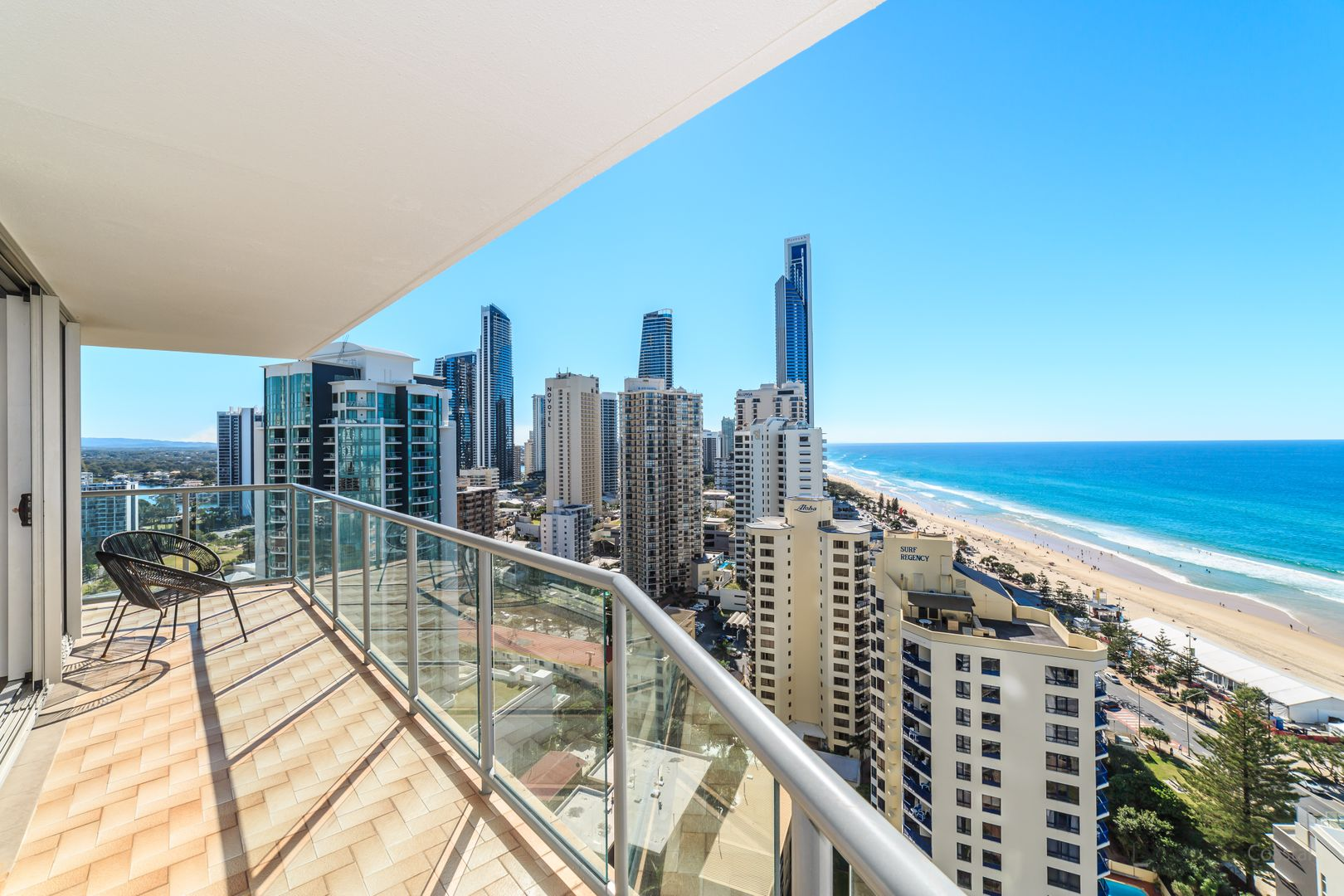 22D/5 Clifford Street, Surfers Paradise QLD 4217, Image 0