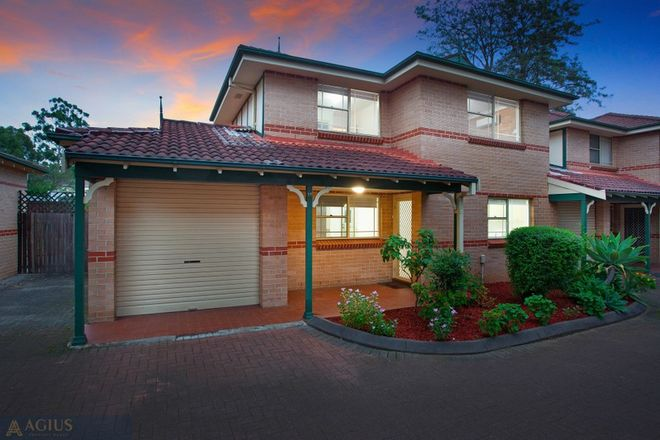 Picture of 11/31 Fuller Street, SEVEN HILLS NSW 2147