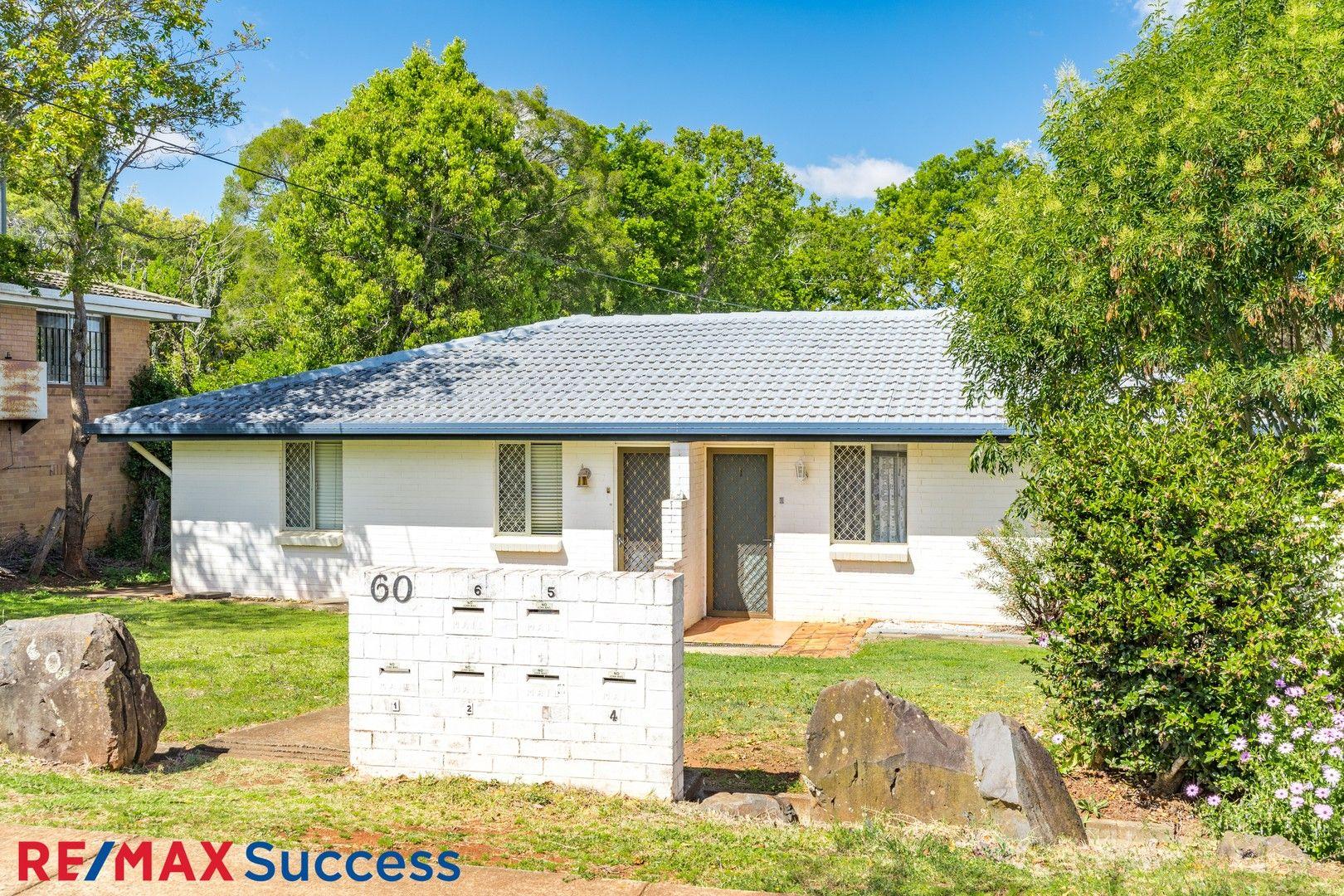 2/60 Wooldridge Street, Mount Lofty QLD 4350, Image 0