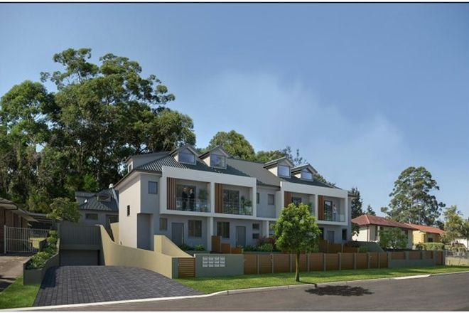 Picture of 5/59-61 Moffatts Drive, DUNDAS VALLEY NSW 2117