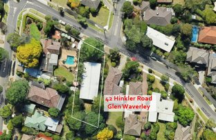 Picture of 42 Hinkler Road, Glen Waverley VIC 3150