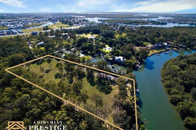 Picture of 136 Crescent Avenue, HOPE ISLAND QLD 4212