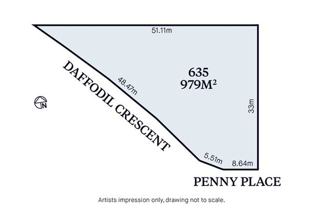Picture of Lot 635 Penny Place, WALLAN VIC 3756