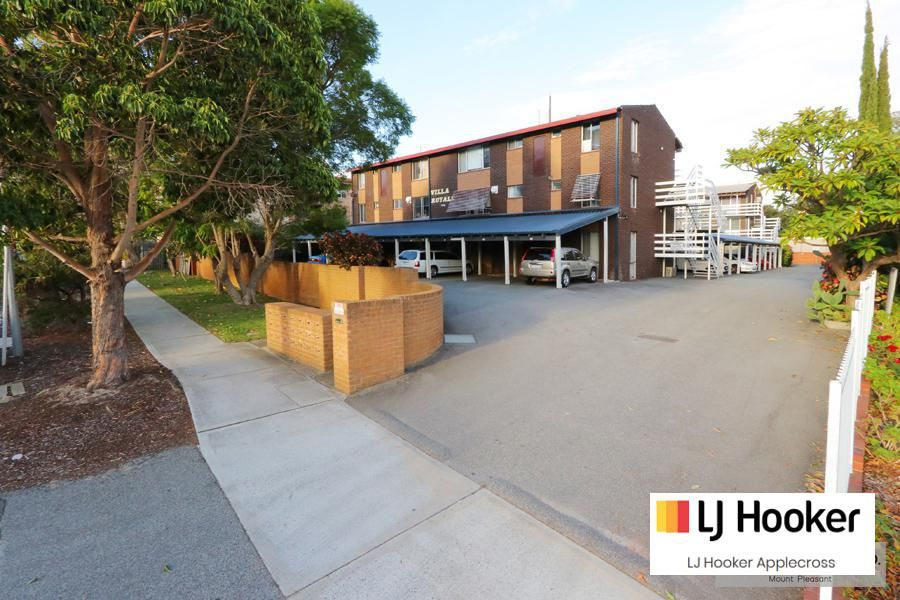 1 bedrooms Apartment / Unit / Flat in 6/298-300 Stirling Street PERTH WA, 6000