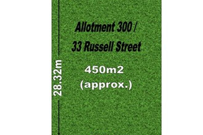 Picture of Allotment  300/33 Russell Street, ROSEWATER SA 5013