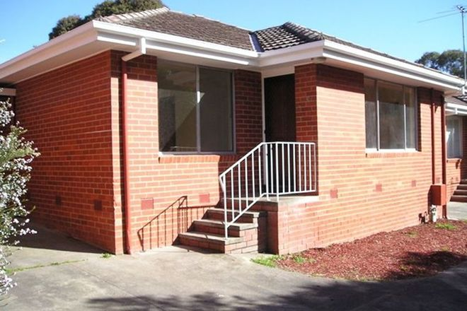 Picture of 2/8 New Street, RINGWOOD VIC 3134