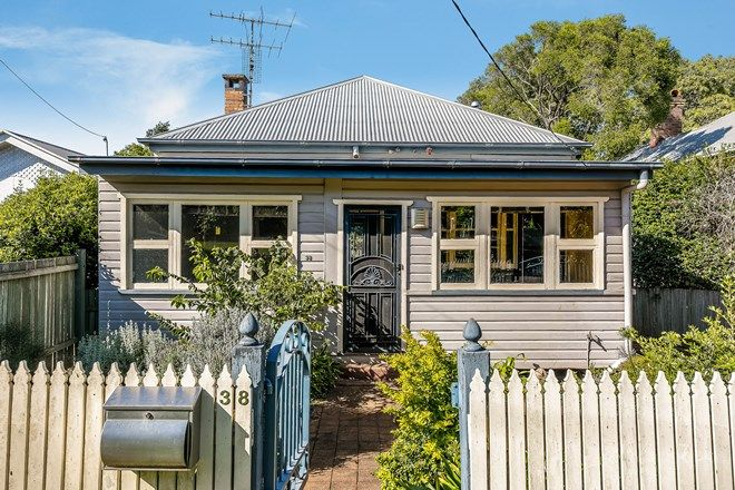 Picture of 38 Rhyde Street, MOUNT LOFTY QLD 4350