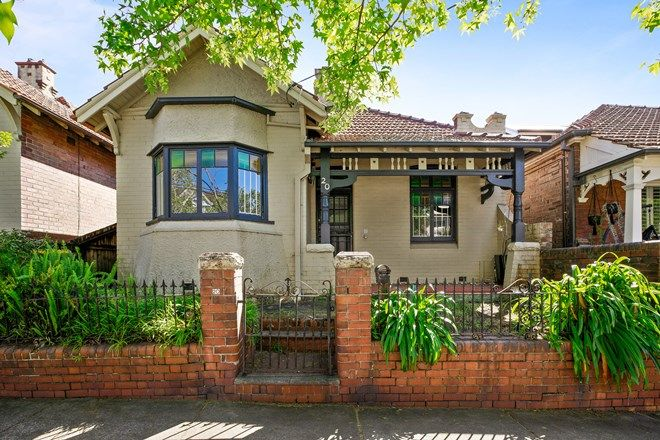 Picture of 20 Carlow Street, NORTH SYDNEY NSW 2060