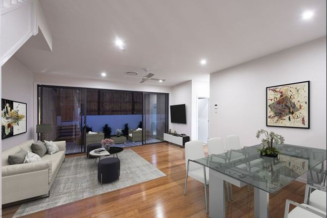 Picture of 1/6 Sinclair Street, EAST BRISBANE QLD 4169