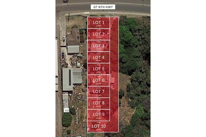 Picture of Lot 7, 28 Great Northern Highway, MIDDLE SWAN WA 6056