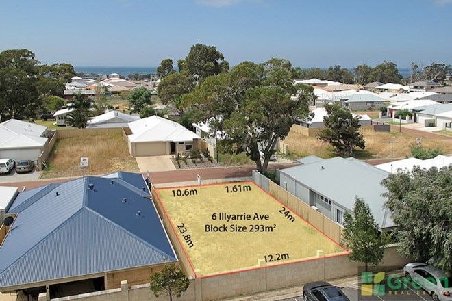 Picture of 6 Illyarrie Avenue, FALCON WA 6210