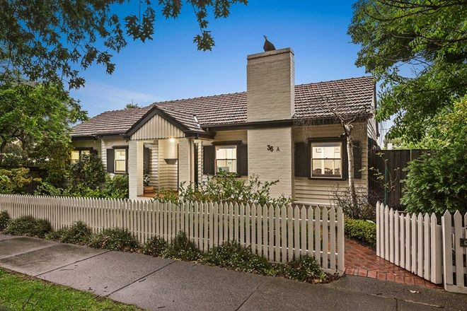 Picture of 36A Hunter Road, CAMBERWELL VIC 3124