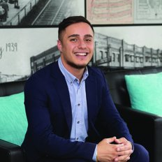 Anthony Angelis, Property Officer