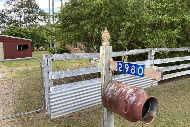 Picture of 2980 Anderleigh Road, GOOMBOORIAN QLD 4570