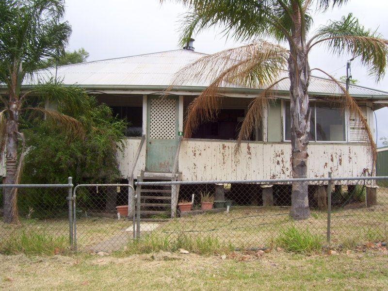 8 MOORE STREET, Wandoan QLD 4419, Image 0