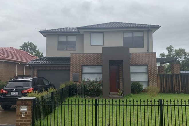Picture of 58A Valley Street, OAKLEIGH SOUTH VIC 3167