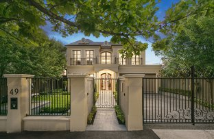 Picture of 49 Wentworth Ave, Canterbury VIC 3126