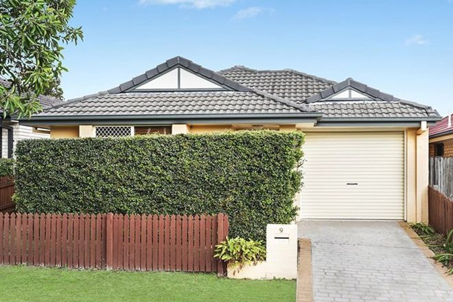 Picture of 9 Alfred Place, SPRINGFIELD LAKES QLD 4300
