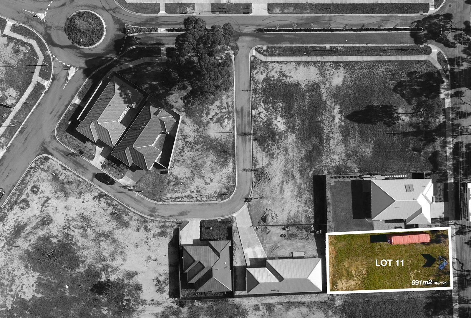 Lot 11 Western Highway, Ararat VIC 3377, Image 1